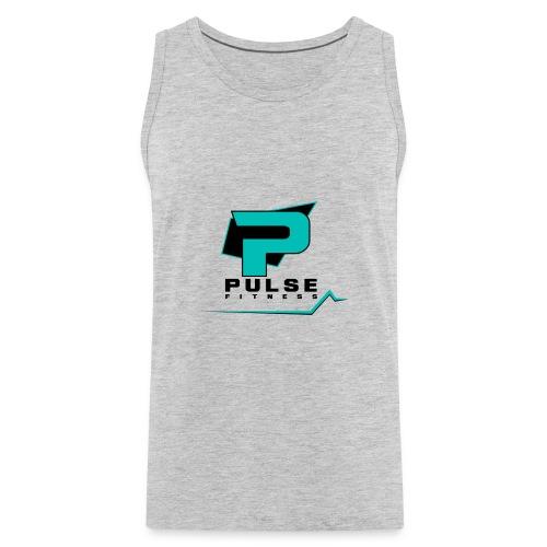 Pulse Fitness - Men's Premium Tank