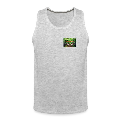 MOOSEMILK to high - Men's Premium Tank
