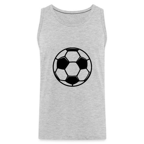 soccer zai - Men's Premium Tank