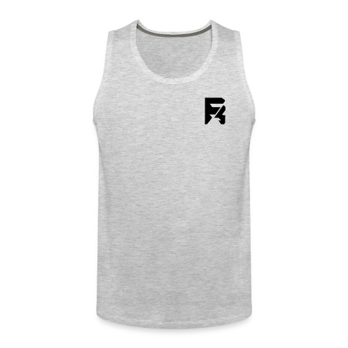 Team RisK prime logo - Men's Premium Tank