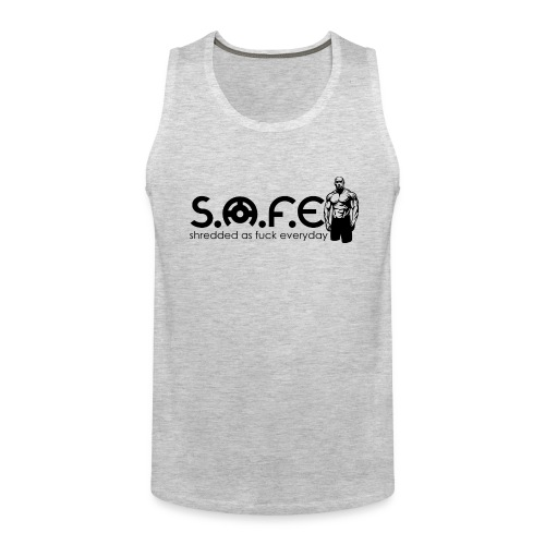 S.A.F.E (Sherdded Brand) - Men's Premium Tank