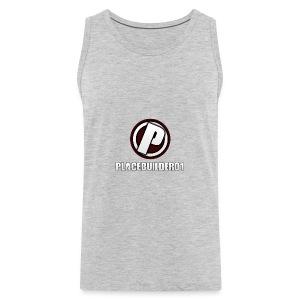 PlaceBuilder01 - Men's Premium Tank