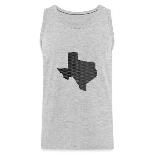 Texas - Men's Premium Tank