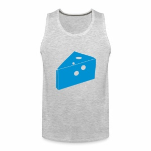 Cheese Man - Men's Premium Tank