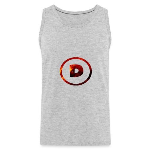 Dra9on Stuff #1 - Men's Premium Tank