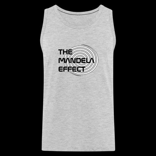 The Mandela Effect Spiral - Men's Premium Tank
