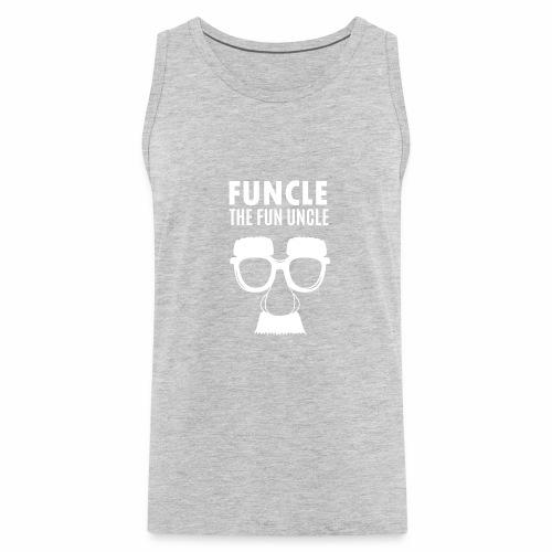 funcle - Men's Premium Tank