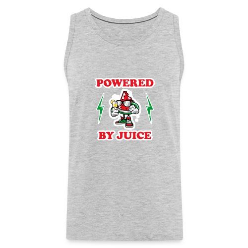 Powered by Juice Vegan design - Men's Premium Tank