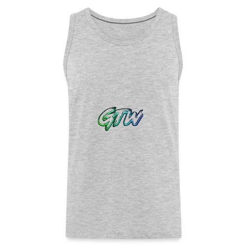 GTW Logo - Men's Premium Tank