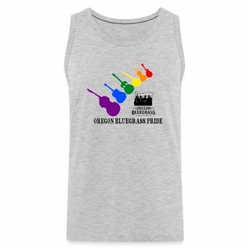 Oregon Bluegrass Pride - Men's Premium Tank