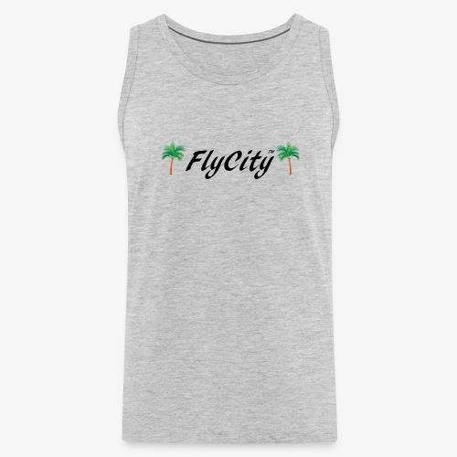 FLYCITY Logo - Men's Premium Tank