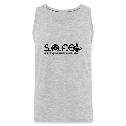 S.A.F.E (Strong Brand) - Men's Premium Tank