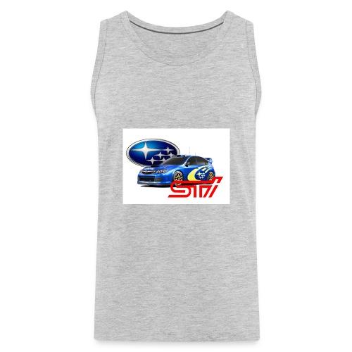 T-shirt Subary - Men's Premium Tank