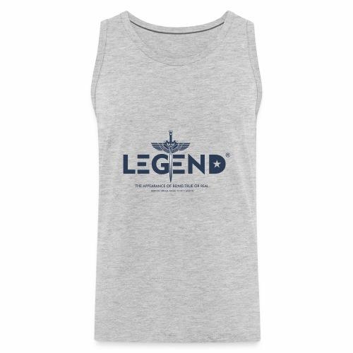 Legend - Healthy Outfit - Men's Premium Tank