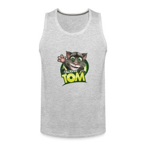 Talking_TOM_wave_preview_lowRes - Men's Premium Tank