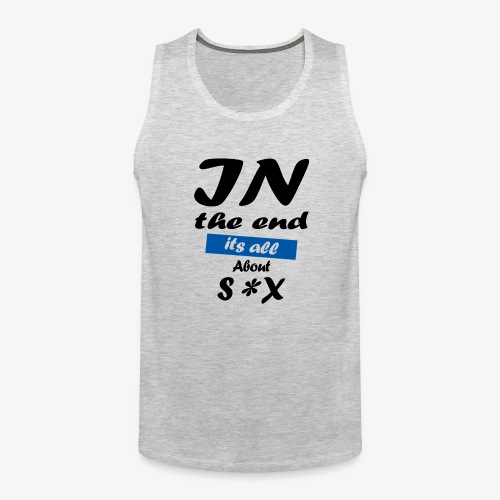 Typography - Men's Premium Tank
