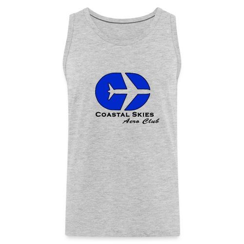 CSAC Logo - Men's Premium Tank