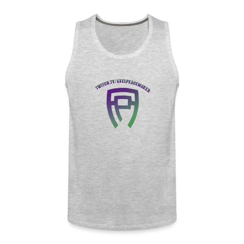 Axel Peacemaker Merch - Men's Premium Tank
