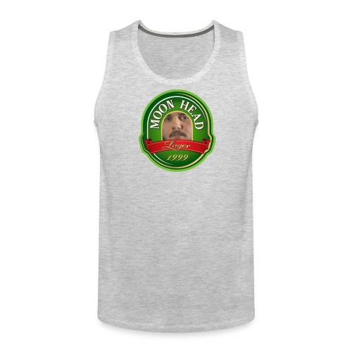 Moonhead Lager - Men's Premium Tank