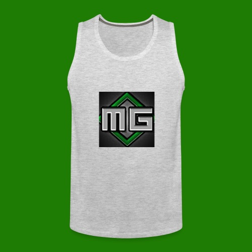 MrGreenGaming Logo Phone Cases - Men's Premium Tank