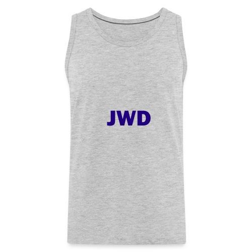 JevWD Merch - Men's Premium Tank
