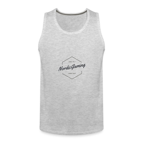 NordicGaming T-shirt - Men's Premium Tank
