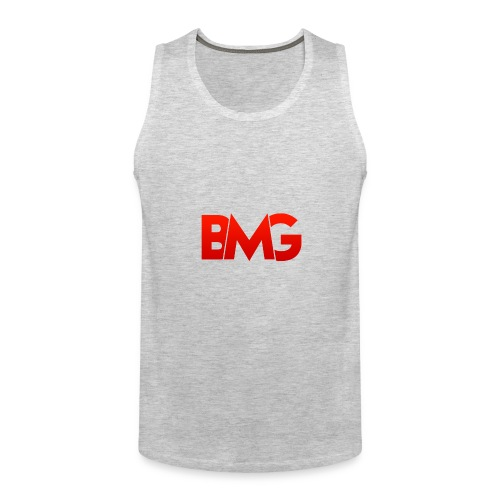 BMG Apparel - Men's Premium Tank