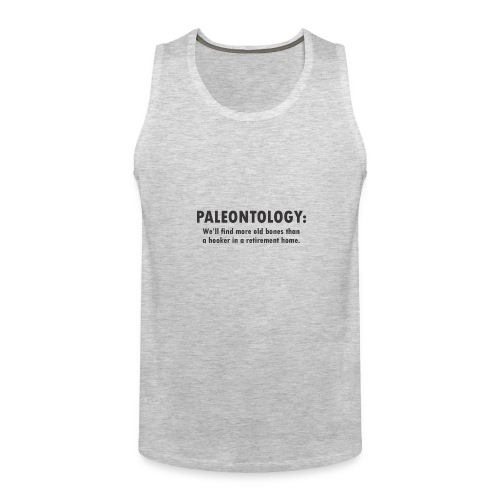 Paleontology - Men's Premium Tank