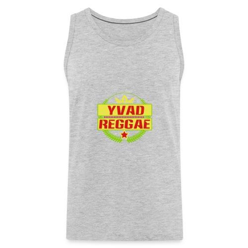 Yvad Reggae - Men's Premium Tank