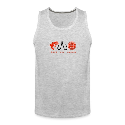 Bass All Around Logo Shirt - Men's Premium Tank