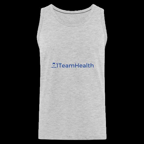 1TeamHealth Simple - Men's Premium Tank