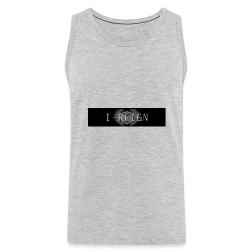 iREIGN Black Design - Men's Premium Tank