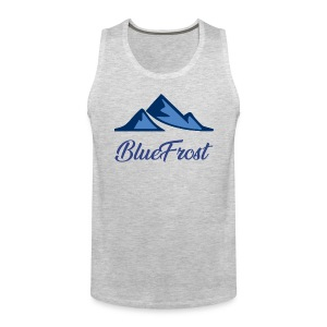 BlueFrost Merch - Men's Premium Tank