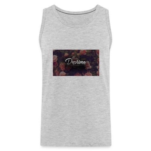 Rosez Deprime T-Shirt - Men's Premium Tank