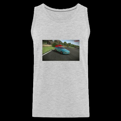 AE86 Drifting. - Men's Premium Tank