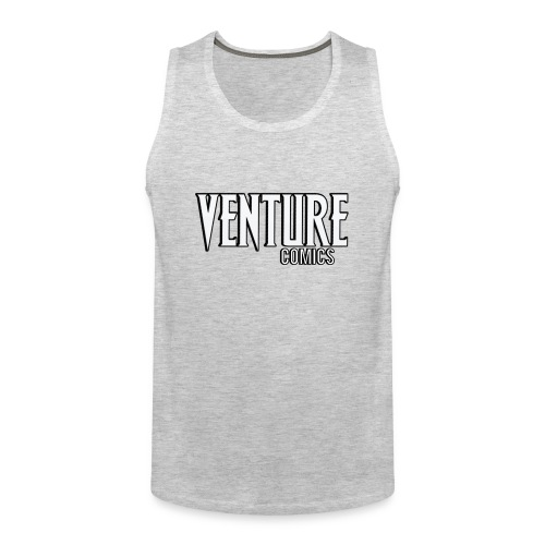 Venture Comics Logo - Men's Premium Tank