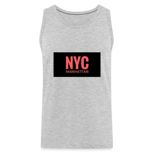 NYC Fan Love - Men's Premium Tank