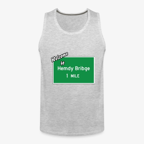 HEMDY BRIBGE Indian Trail Shirt - Men's Premium Tank