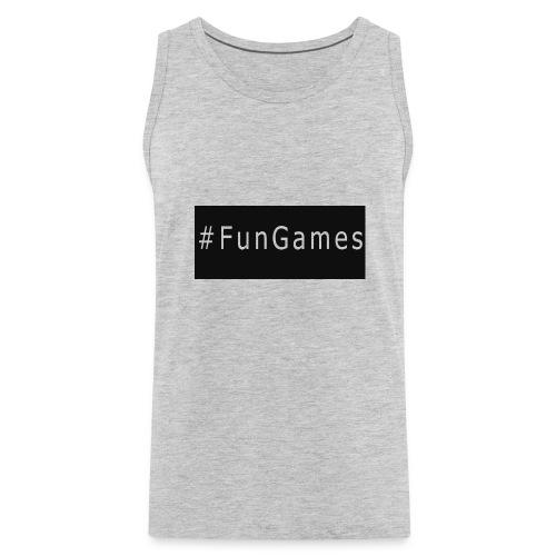-FunGames - Men's Premium Tank
