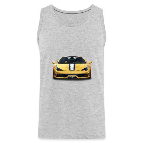 Ferrari 458 Speciale - Men's Premium Tank