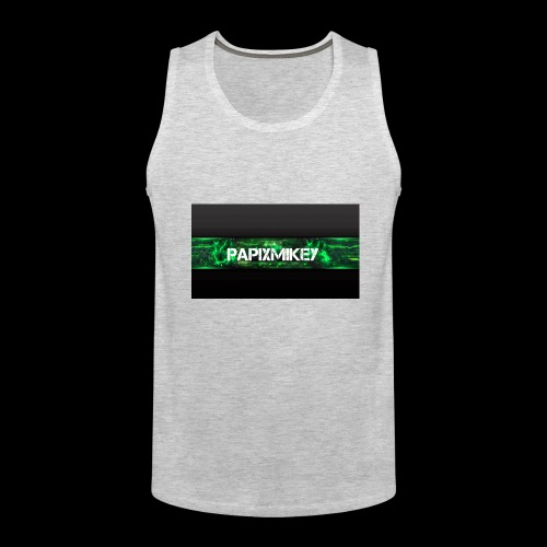 YouTube Name - Men's Premium Tank