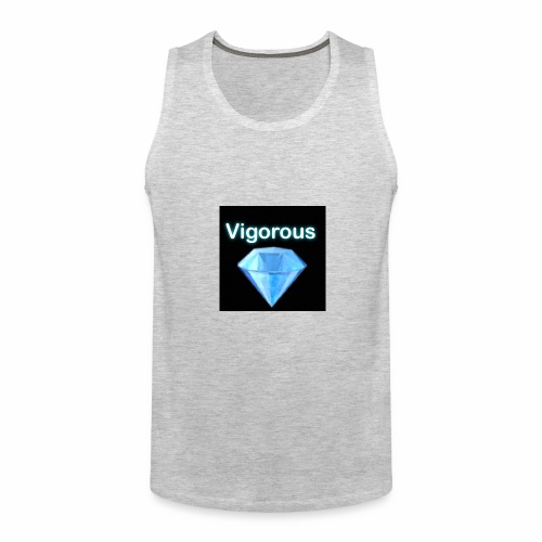 Vigorous Ent. - Men's Premium Tank