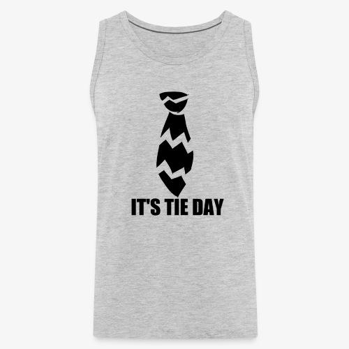 Tie Day - Men's Premium Tank
