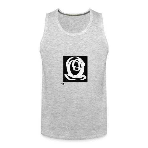 The head - Men's Premium Tank