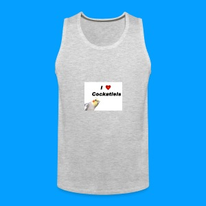 Cockatiels - Men's Premium Tank