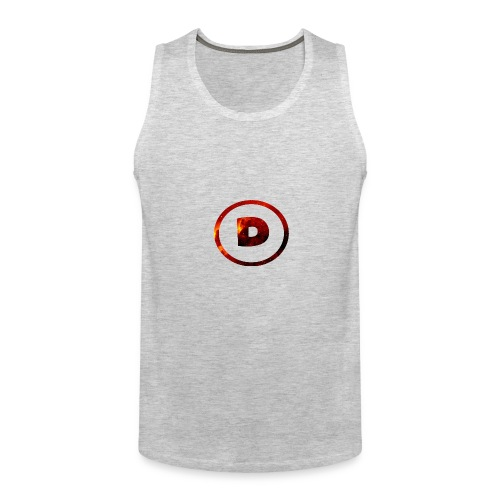 Dra9on Stuff #1 - Men's Premium Tank