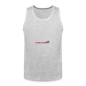 Mystery Lyrics Merchandise - Men's Premium Tank