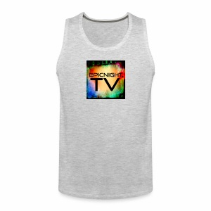 EPICNIGHT.TV - Men's Premium Tank