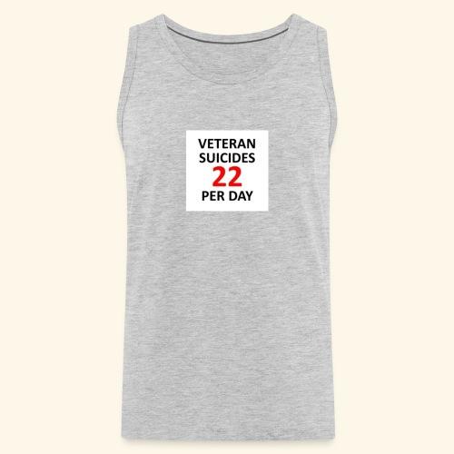 22 per day - Men's Premium Tank