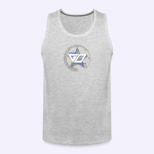 t shirt new 1 - Men's Premium Tank